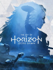The Art of Horizon Zero Dawn av Paul Davies (Innbundet)