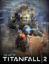 Omslag - The Art of Titanfall 2