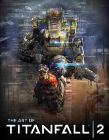 The Art of Titanfall 2 av Andy McVittie (Innbundet)