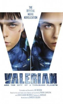 Valerian and the City of a Thousand Planets av Luc Besson (Heftet)