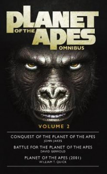Planet of the Apes Omnibus av John Jakes, David Gerrold og T. Quick.William (Heftet)