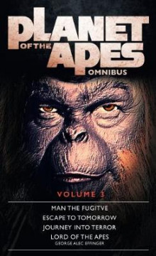 Planet of the Apes av George Alec Effinger (Heftet)