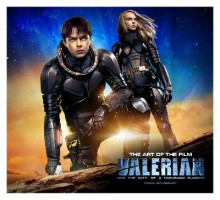 Valerian and the City of a Thousand Planets av Mark Salisbury (Innbundet)