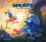 Omslag - The Art of Smurfs: The Lost Village