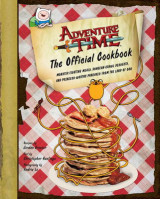 Omslag - The Adventure Time - The Official Cookbook