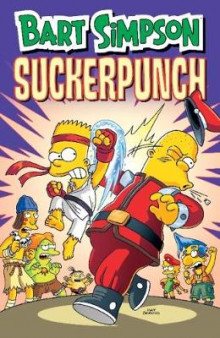 Bart Simpson - Suckerpunch av Matt Groening (Heftet)