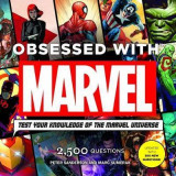 Omslag - Obsessed with Marvel