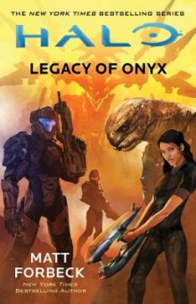 Halo: Legacy of Onyx av Matt Forbeck (Heftet)