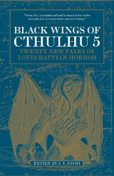 Omslag - Black Wings of Cthulhu (Volume 5)