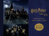 Omslag - Harry Potter and the Philosopher's Stone Enchanted Postcard Book