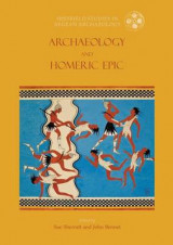 Omslag - Archaeology and the Homeric Epic