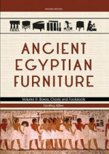 Omslag - Ancient Egyptian Furniture: Volume 2