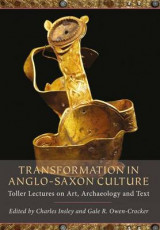 Omslag - Transformation in Anglo-Saxon Culture
