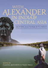 Omslag - With Alexander in India and Central Asia