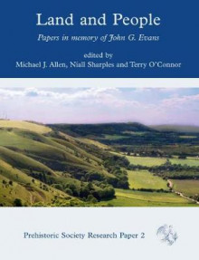 Land and People av Niall M. Sharples, Terry O'Connor og Michael J. Allen (Heftet)