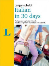 Omslag - Berlitz Language: Italian in 30 days CD