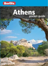 Omslag - Berlitz Pocket Guide Athens