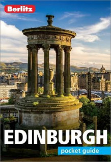 Berlitz Pocket Guide Edinburgh (Travel Guide) av Berlitz (Heftet)