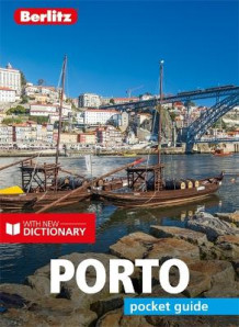 Berlitz Pocket Guide Porto (Travel Guide with Dictionary) av Berlitz (Heftet)
