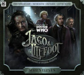 Jago & Litefoot: Volume 11 av Nigel Fairs, Paul Morris, Justin Richards, Bernard Simon og Matthew Sweet (Lydbok-CD)