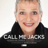 Omslag - Call Me Jacks - Jacqueline Pearce in Conversation