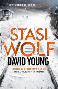 Stasi Wolf av David Young (Heftet)