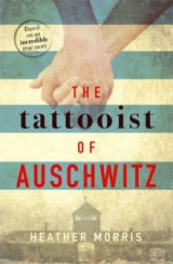 Omslag - The tattooist of Auschwitz