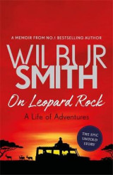 Omslag - On Leopard Rock: A Life of Adventures