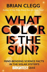 Omslag - What Color Is the Sun?