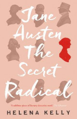 Omslag - Jane Austen, the Secret Radical