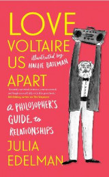 Omslag - Love Voltaire Us Apart