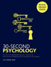 30-Second Psychology av Christian Jarrett (Heftet)