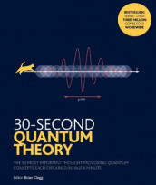 30-Second Quantum Theory av Philip Ball, Brian Clegg, Leon Clifford, Frank Close, Sophie Hebden, Alexander Hellemans, Sharon Ann Holgate og Andrew May (Heftet)