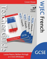 Omslag - WJEC GCSE French Teacher Guide