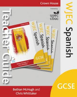 Omslag - WJEC GCSE Spanish Teacher Guide