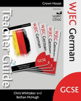 Omslag - WJEC GCSE German Teacher Guide