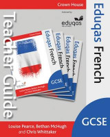 Omslag - Eduqas GCSE French Teacher Guide