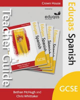 Omslag - Eduqas GCSE Spanish Teacher Guide