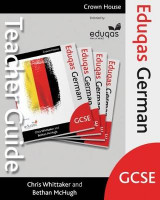 Omslag - Eduqas GCSE German Teacher Guide