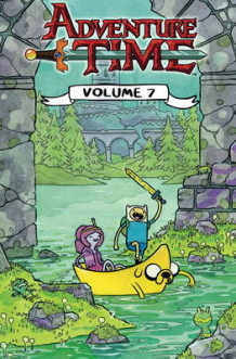 Adventure Time: v.7 av Ryan North (Heftet)