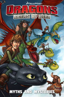 Dragons: Riders of Berk Collection: Vol. 3 av Simon Furman, Iwan Nazif og Jack Lawrence (Heftet)