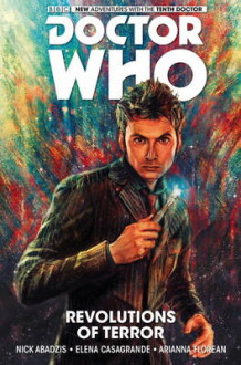 Doctor Who, The Tenth Doctor av Nick Abadzis (Heftet)