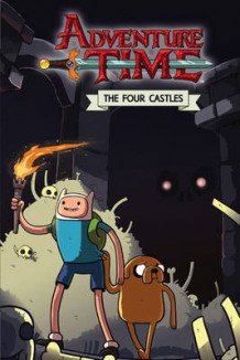 Adventure Time OGN: The Four Castle Vol. 7 av Josh Trujillo (Heftet)