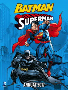 Batman Superman Annual 2017 av Jeph Loeb (Innbundet)