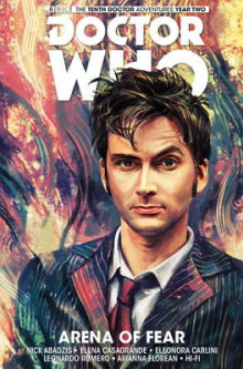 Doctor Who: The Tenth Doctor: Arena of Fear Volume 5 av Nick Abadzis (Heftet)