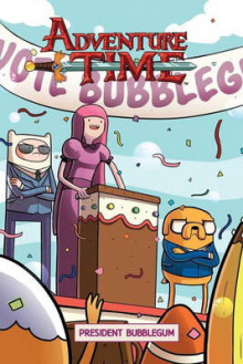 Adventure Time OGN: President Bubblegum Vol. 8 av Josh Trujillo og Zack Sterling (Heftet)