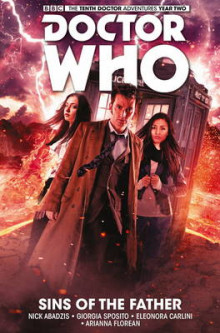 Doctor Who: The Tenth Doctor: Sins of the Father Volume 6 av Nick Abadzis (Innbundet)