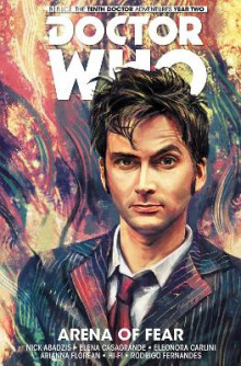 Doctor Who: The Tenth Doctor: Arena of Fear Volume 5 av Nick Abadzis (Innbundet)
