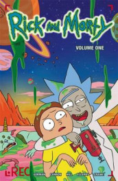 Rick and Morty: Volume One av Zac Gorman (Heftet)