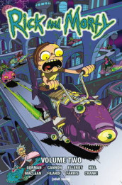 Rick and Morty: Volume Two av Zac Gorman (Heftet)